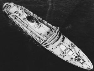 Andrea Doria Arial View