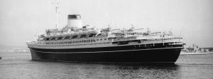 Andrea Doria at Anchor