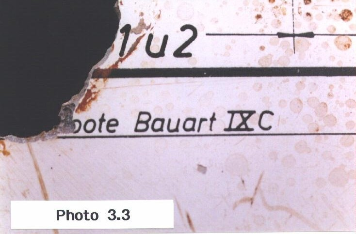 Final Report on U869 | Shadow Diver | John Chatterton